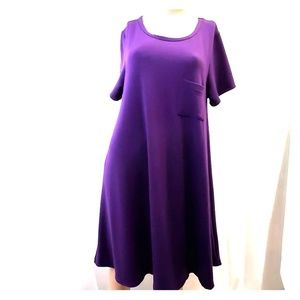 LulaRoe dress Medium